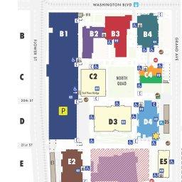 la trade tech campus map Los Angeles Trade Technical College Interactive Campus Map la trade tech campus map
